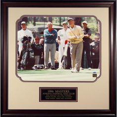 "Jack Nicklaus Fanatics Authentic Framed Autographed 16"" x 20"" Photograph"