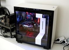 Best Gaming Setup, Gaming Room Setup, Pc Cases, Gaming Pcs, Mini Itx, Control Unit, Power Cable, Rigs, Programming