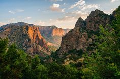 The Chisos Mountains of Big Bend National Park in Texas. (OC) [4159x2762] -UndiscoveredAmerica