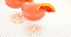 {blood orange martini}
