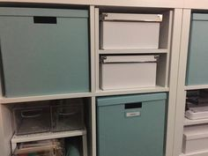 Ikea Kallax, Craft Storage, Crafts, Home, Manualidades, Ad Home, Handmade Crafts, Homes, Craft