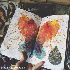 Картинки по запросу wreck this journal идеи