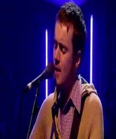"Damien Rice - ""The Blower's daughter (live)""    Such a powerful song. Has me in tears when I watch him perform it live."