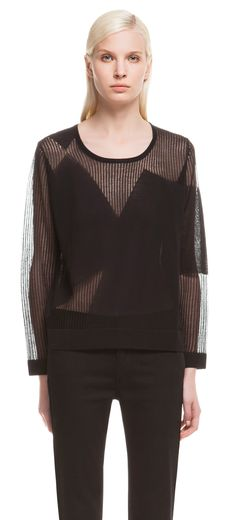 BIMBA Y LOLA Women knitted pullover