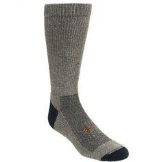 Under Armour: Mens ColdGear Outdoor Lite Boot Sock 1pair 4531