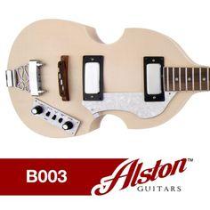 Save $ 10 order now Alston Guitars – DIY Electric Bass Guitar Kit | Set-In