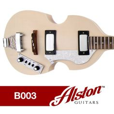 Save $ 10 order now Alston Guitars – DIY Electric Bass Guitar Kit | Set-In