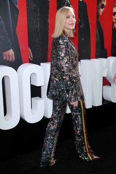Cate in Missoni - Oceans Film - 1 Ocean's Eight, Oceans 8, Joy Ride, 50 Shades Of Grey, Cate Blanchett, Missoni, Bob Hairstyles, Runway Fashion