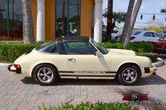 1976 Porsche 911 S Targa