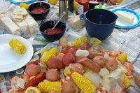 How to Host a Low Country Seafood Boil 10-12 people | eHow