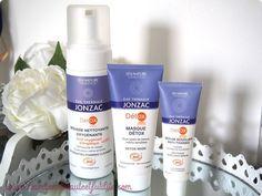 Ma nouvelle routine Détox beauté avec les produits Eau Thermale Jonzac !
