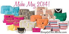 Miche Summer 2014: 27 New Shells & More Sensational Styles!   Simply Chic For You