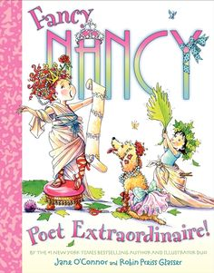 Fancy Nancy Poetry Extraordinaire! ((Poetry))