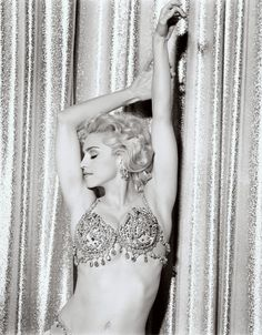 Les Beehive - Madonna by Meisel