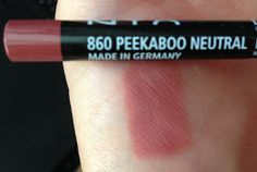 Sharalee's Box of Chocolates: Browse My Stash - NYX Lip Liners Review and Swatches