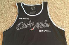 Black Belt - Men's Tank   Choke Aloha Jiu-Jitsu Company