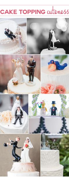 What is your wedding cake topper personality?!