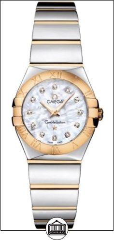 OMEGA 123,20,24,60,55,004  ✿ Relojes para mujer - (Lujo) ✿ ▬► Ver oferta: http://comprar.io/goto/B00D3YLV1W