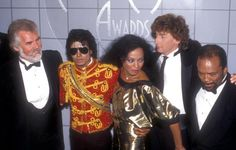 """Why Michael Jackson's """"Thriller"""" is the Greatest Album of All-Time: January 16, 1984 - Eight American Music Awards"""