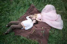 A Modern Day Fairytale Wedding in a Secret Garden...
