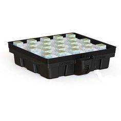 Platinium Hydroponics EBB 100 Hydroponics Plant Grow System Hydroponic Grow Systems, Indoor Hydroponics, Hydroponics System, Hydroponic Gardening, Aquaponics, Plant, Plants, Replant, Trees