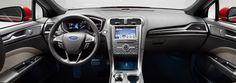 2018 Ford Mondeo Interior Photo