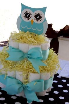 Diaper cakes - Tarta de Pañales - Baby Shower gifts and crafts Fiesta Baby Shower, Baby Shower Fun, Baby Shower Gender Reveal, Shower Party, Baby Shower Parties, Baby Shower Themes, Baby Shower Gifts, Shower Ideas, Baby Showers