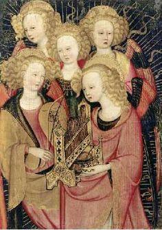 Angel Musicians: Stefano da Verona