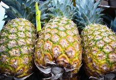 Dehydrating pineapple