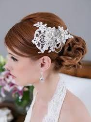 lace hair chain - Google Search