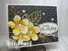 Paper Players.......Happy Birthday | It's a Stamp Thing | Bloglovin'