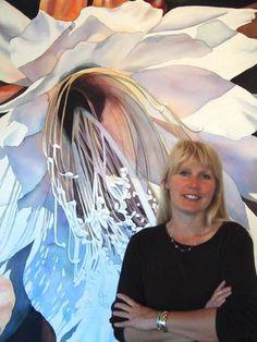 Birgit O'Connor Watercolor
