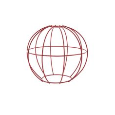 Round Wire Cage Light - from Cult Furniture UK