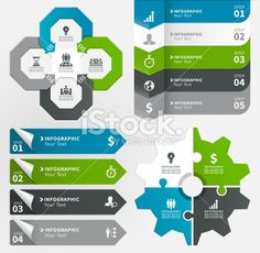 Infographic Concept Element Royalty Free Stock Vector Art Illustration