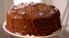 Try this Old-fashioned Chocolate Cake recipe by Chef Nigella Lawson. This recipe is from the show Nigella Feasts.