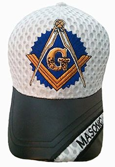 Buy Caps and Hats Masonic Baseball Cap Master Mason Hat Mens One Size White Buy Caps and Hats http://www.amazon.com/dp/B00F3LGM7G/ref=cm_sw_r_pi_dp_MQzvwb0DETJXA