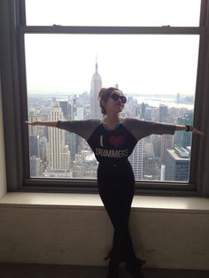Empire State of mine!!! New York  Top of the Rock and Top of the city...