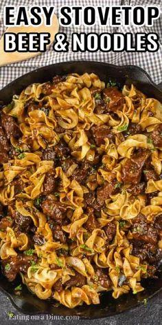 Beef Tip Recipes, Chuck Roast Recipes, Stove Top Recipes, Cooking Recipes, Chuck Roast Stove Top Recipe, Recipe For Beef Tips, Yummy Recipes, Diabetic Recipes, Cooking Ideas