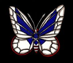 navy and air force intertwinded tattoo - Google Search