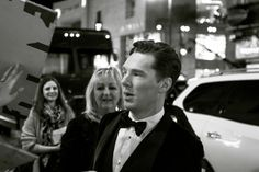 Benedict Cumberbatch at the Hollywood premiere of The Hobbit: The Desolation of Smaug, 2 Dec 2013