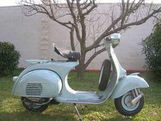 Vespa de 125 N de 125 cc de 1960 - lamaneta Vespa, Wasp, Hornet, Vespas