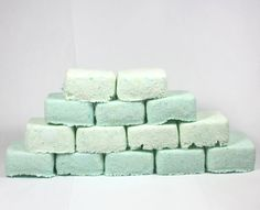 Sinus Clearing Shower Cubes - two week supply - cold, flu, allergies, eucalyptus, fizzie, fizzy, bulk. $15.00, via Etsy. NOTE: these do NOT have lavender (which apparently everyone I know hates, lol) and are made by someone I know who is rock solid awesome.