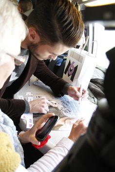 Baptiste Giabiconi est venu chanter son 1er album à bord d'iDTGV en partenariat avec M6 Music Hits