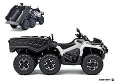 Can-Am Outlander 6x6 / All-Terrain Vehicle