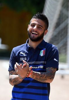 Lorenzo Insigne Italy NT