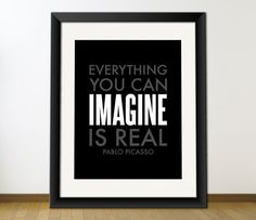 Everything You Can Imagine is Real - Marion and George