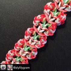 Rainbow Loom Bracelets, Rainbows, Easy, Design, Amigurumi, Rainbow