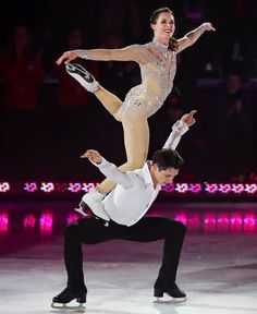 Virtue And Moir, Tessa Virtue Scott Moir, Tessa And Scott, Ice Dance, Figure Skating, Olympics, Tutu, Dancing, Athlete