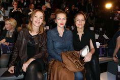 Lena Gercke, Cathy Fischer & Co: Die Style-Stars auf der Berliner Fashion Week