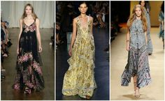 Boho maxi flowey dresses for summer 2015, love ^•^
